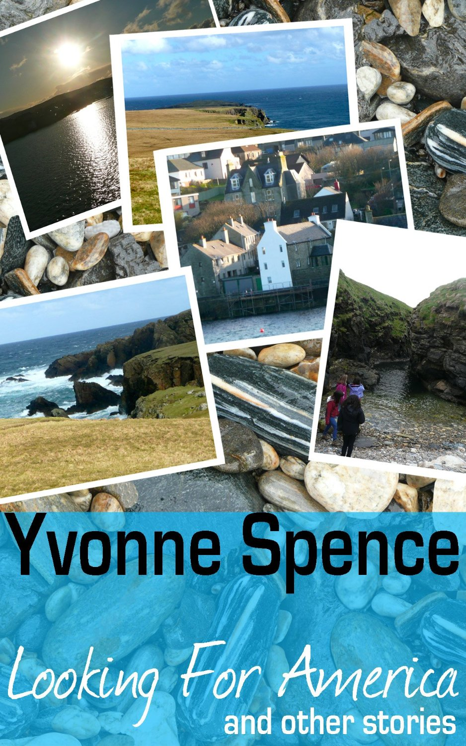 looking for america, Yvonne Spence