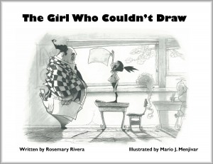the girl who couldnt draw